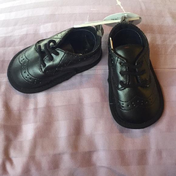 Baby Boy Black Shoes | Poshmark